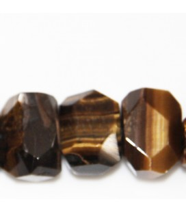 BeauMonde Jewelry - Tiger eye 20x14 mm carved nugget