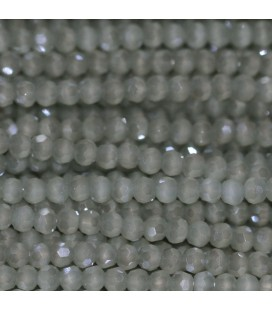 BeauMonde Jewelry - Pearls 2 mm round faceted