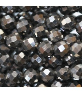 BeauMonde Jewelry - Tere Hertz 6 mm round faceted bead
