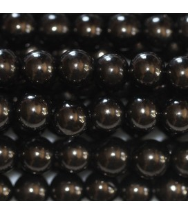 BeauMonde Jewelry - Astrophillyte 6 mm round bead