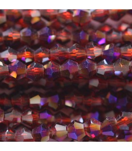 BeauMonde Jewelry - Pearl 3 mm conical glass
