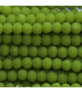 BeauMonde Jewelry - Bead round faceted 2 mm