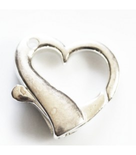 BeauMonde Jewelry - Heart clasp 22 mm