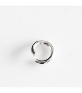 BeauMonde Jewelry - Ring 5 mm round open wire 1.2 mm