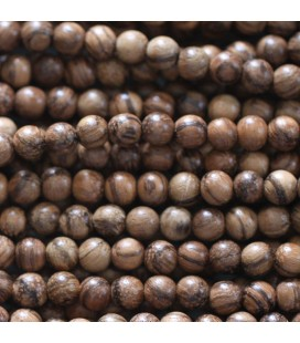 Wooden 8 mm round bead incense