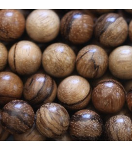 Wooden 10 mm round bead incense