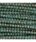 Pearl 3 mm round faceted