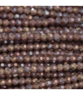BeauMonde Jewelry - Pearl 3 mm round faceted