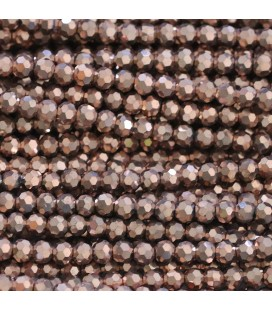 Pearls 4 mm faceted round