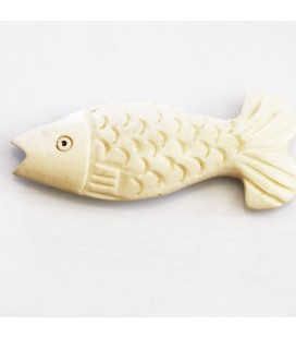 BeauMonde Jewelry - Bone fish about 50x18 mm