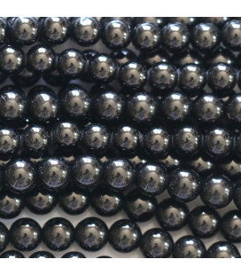 Spinel 4 mm round bead