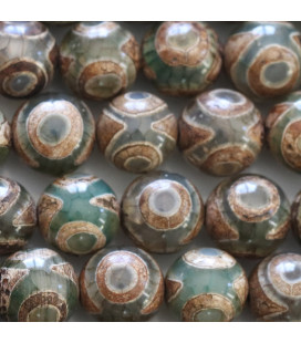 10 mm round beads agate