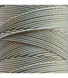 BeauMonde Jewelry - Polyester thread 0.50 mm in a reel of 100 mm European quality