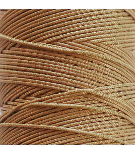 Polyester thread 0.50 mm in a spool of 100 mm European quality