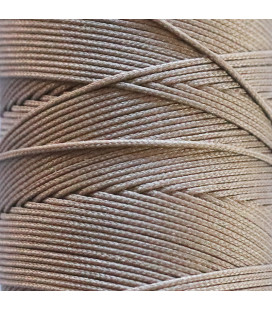BeauMonde Jewelry - Polyester thread 0.50 mm in a spool of 100 mm European quality