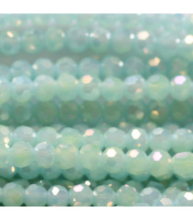 BeauMonde Jewelry - Beads 4 mm round faceted