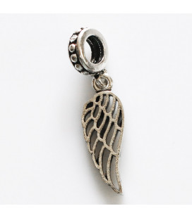 BeauMonde Jewelry - Angel Wing 16x7mm + 7mm ring