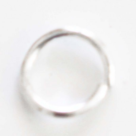 BeauMonde Jewelry - Ring silver metal 8 mm