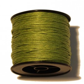 BeauMonde Jewelry - Cord green 1 mm