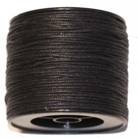 BeauMonde Jewelry - Cord black 1 mm
