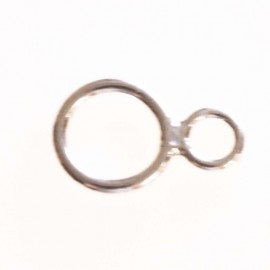 Ring special clasp 5 mm