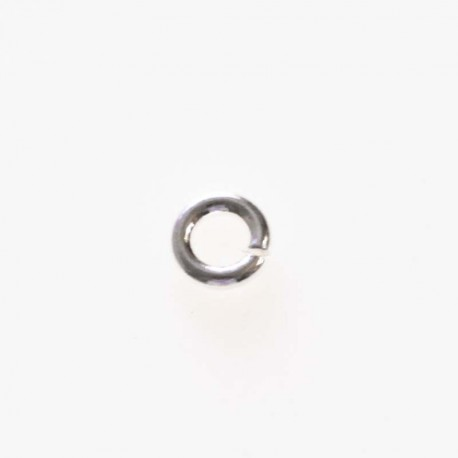 BeauMonde Jewelry - Open ring 4 mm