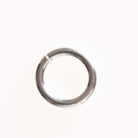 BeauMonde Jewelry - Open ring 6 mm wire 0.80
