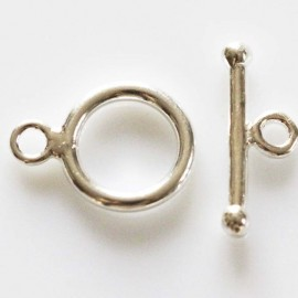 Clasp T small model 12 mm