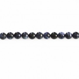 Sodalite 6 mm perle ronde