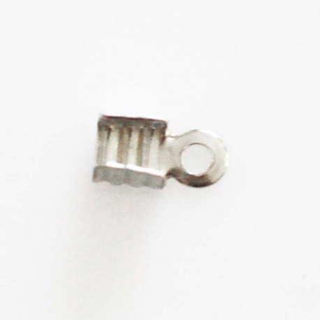 BeauMonde Jewelry - Silver metal toe band 2.5 mm