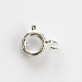 BeauMonde Jewelry - Clasp spring 6 mm