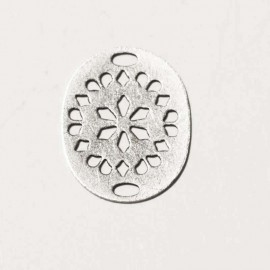 BeauMonde Jewelry - Smooth lace oval 20 X 16 mm
