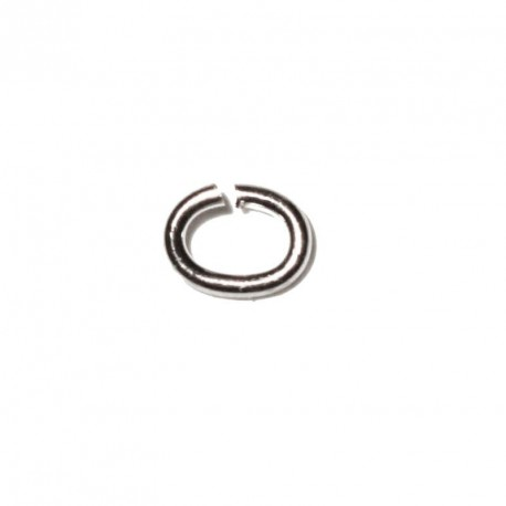 BeauMonde Jewelry - Ring ovale 5x4 mm