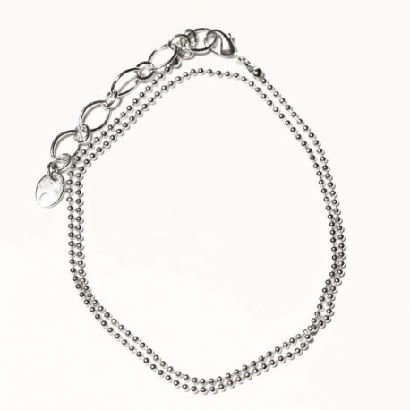 BeauMonde Jewelry - chain ball 1.4 mm with clasp