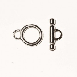 BeauMonde Jewelry - Clasp round 2 parties 20 mm