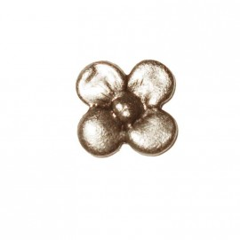 BeauMonde Jewelry - Flower 4 petals mini 8 mm