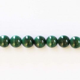 Malachite 4 mm perle ronde
