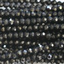 BeauMonde Jewelry - Bead 4 mm round faceted