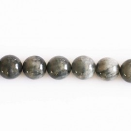 BeauMonde Jewelry - Eagle eye 10 mm round bead