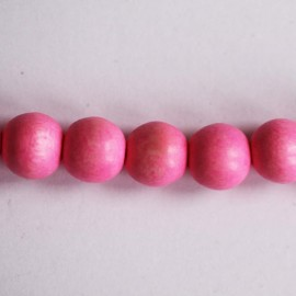 BeauMonde Jewelry - Wooden bead round 10 mm
