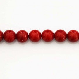 Corail 10 mm perle ronde