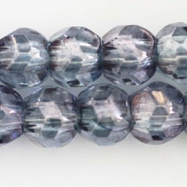 BeauMonde Jewelry - Bohemian pearls 10 mm faceted big hole