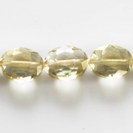 Oval 12 x 16 mm faceted