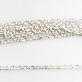 Chain 1.6 mm fine oval