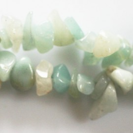 BeauMonde Bijoux - Amazonite baroque Chine