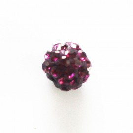 BeauMonde Jewelry - Crystal bead 8 mm