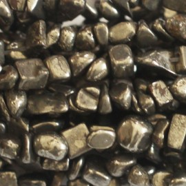 BeauMonde Bijoux - Pyrite 5/6mm chips