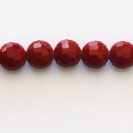 BeauMonde Jewelry - Bead 10 mm round faceted