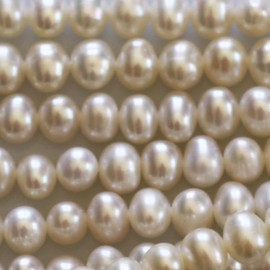 4.5x5.5 baroque mm cultured pearl