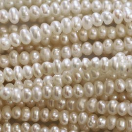 BeauMonde Jewelry - Baroque cultured pearl 2.5 / 3 mm